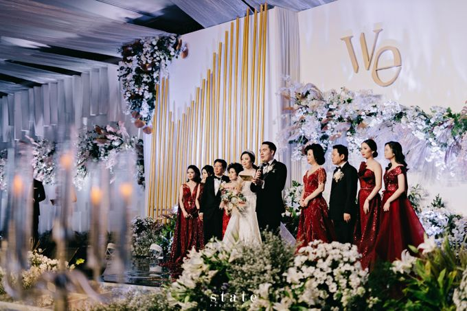 Wedding - Wangsa & Evelyn Part 02 by State Photography - 024