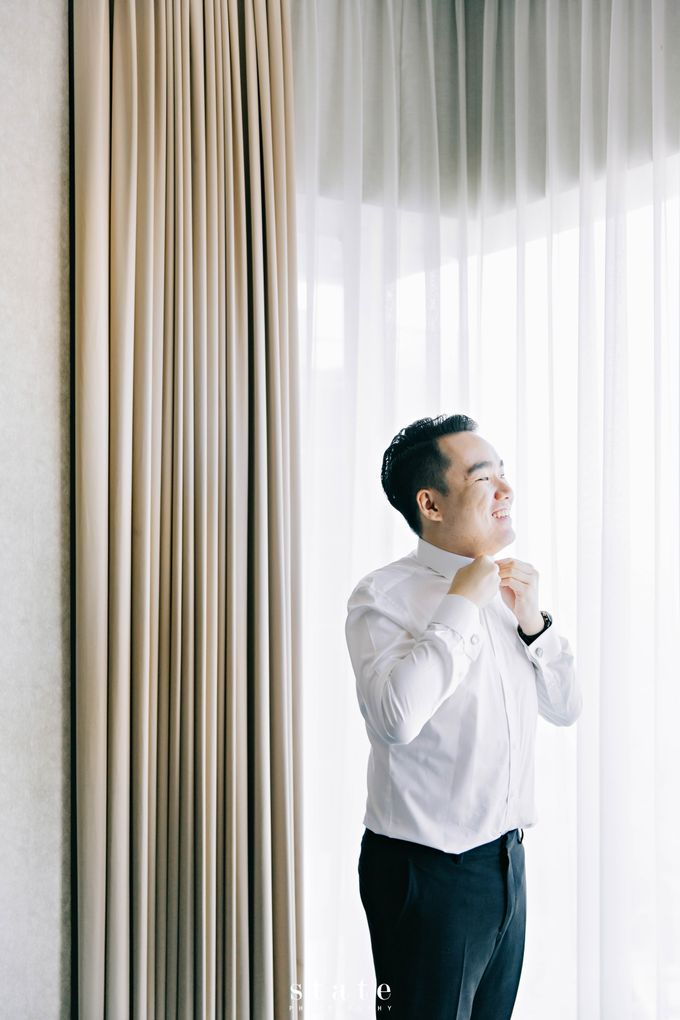 Wedding - Wangsa & Evelyn Part 01 by State Photography - 018