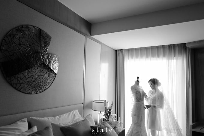 Wedding - Wangsa & Evelyn Part 01 by State Photography - 008