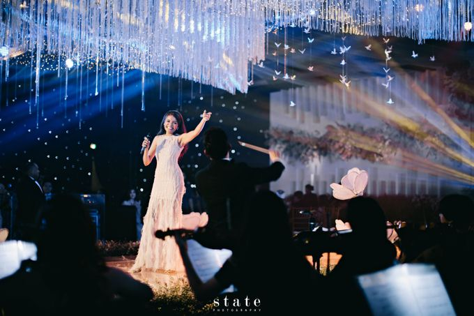 Wedding - Wangsa & Evelyn Part 02 by State Photography - 030