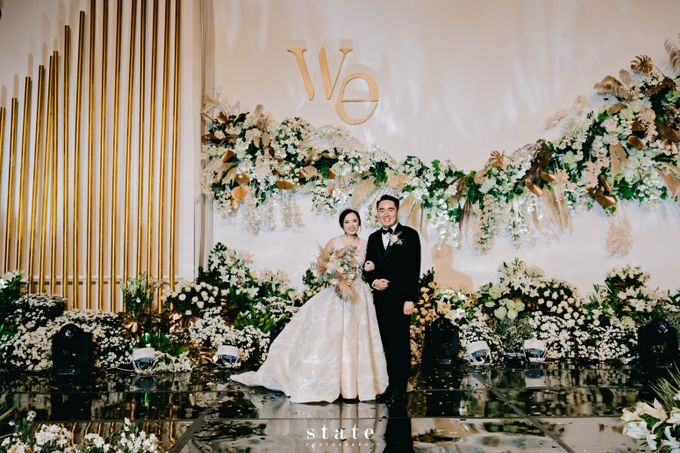 Wedding - Wangsa & Evelyn Part 02 by State Photography - 025
