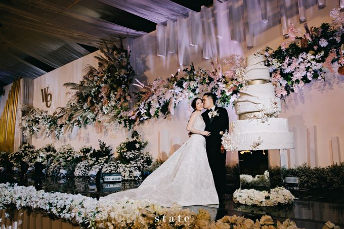 Wedding - Wangsa & Evelyn Part 02 by State Photography - 037