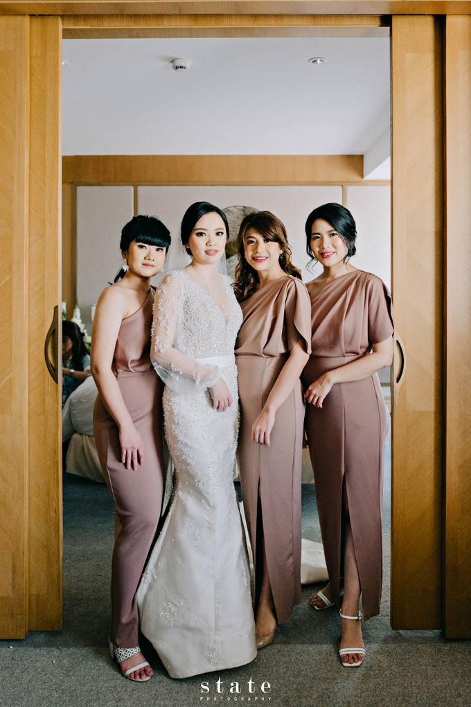 Wedding - Wangsa & Evelyn Part 01 by State Photography - 031