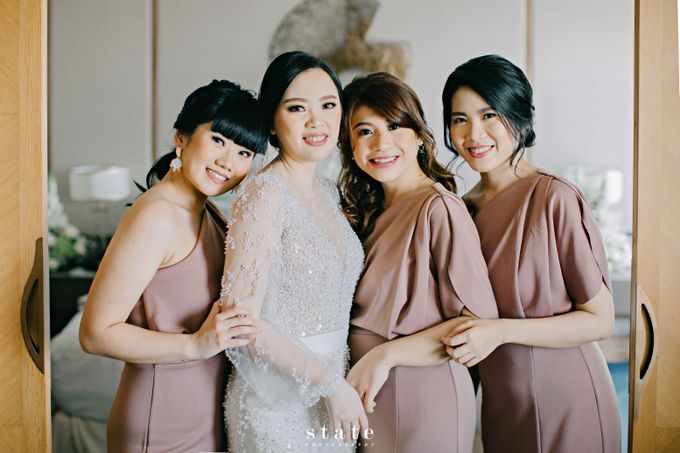 Wedding - Wangsa & Evelyn Part 01 by State Photography - 030
