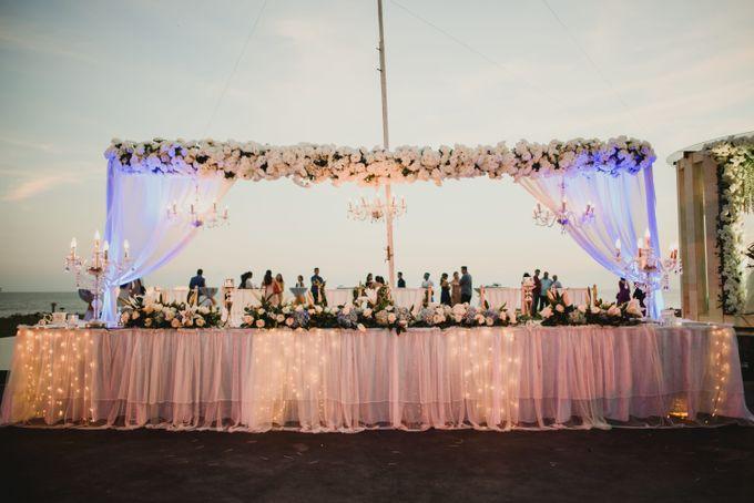 Willy & Ella Wedding at Phalosa Villa by Bali Wedding Planner - 045