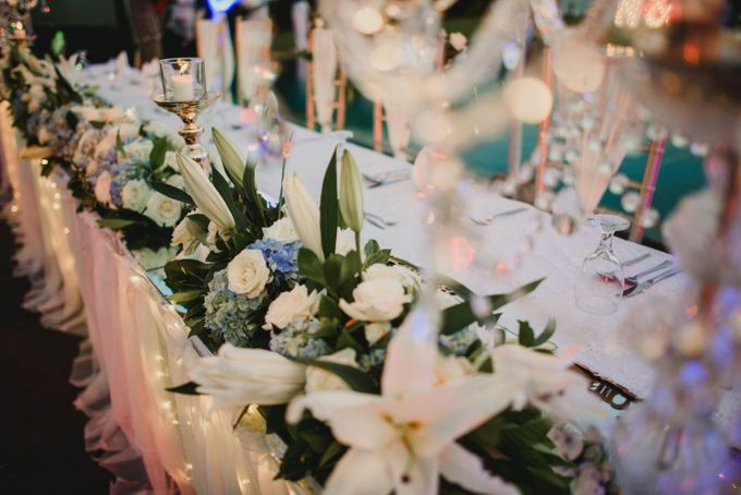 Willy & Ella Wedding at Phalosa Villa by Bali Wedding Planner - 046