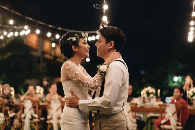 Highlight of Andhika & Sasha by Double Happiness Wedding Organizer - 009