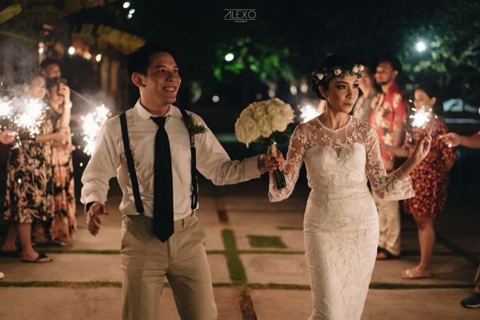 Highlight of Andhika & Sasha by Double Happiness Wedding Organizer - 010