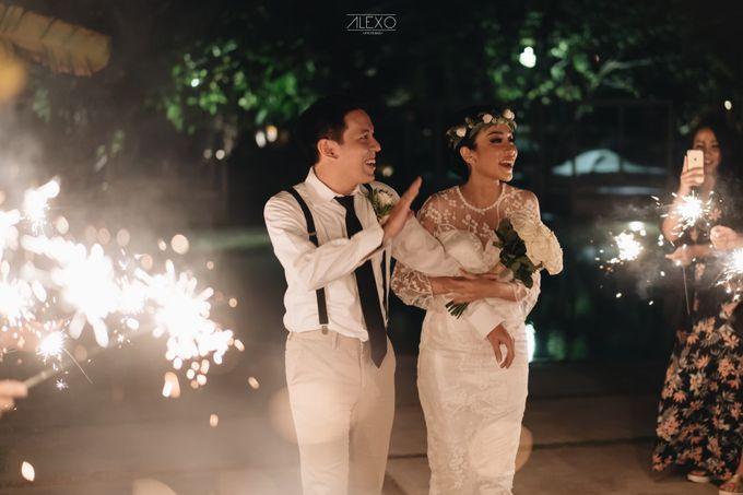Highlight of Andhika & Sasha by Double Happiness Wedding Organizer - 011