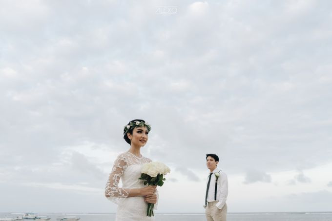 Highlight of Andhika & Sasha by Double Happiness Wedding Organizer - 014