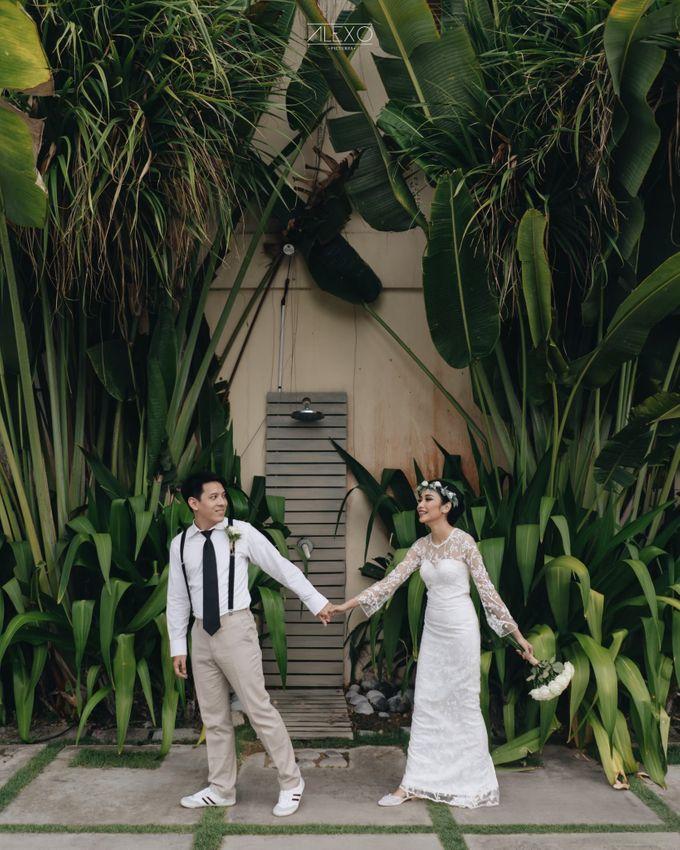 Highlight of Andhika & Sasha by Double Happiness Wedding Organizer - 015