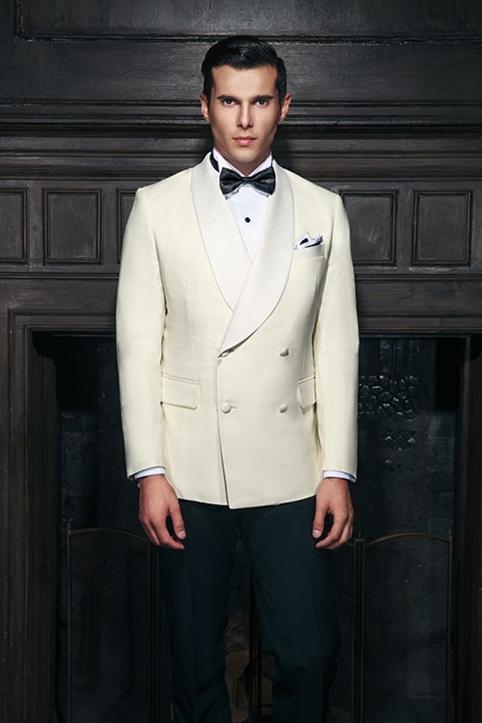 WHITE RAT PACK STYLE by The Bespoke Club - 001