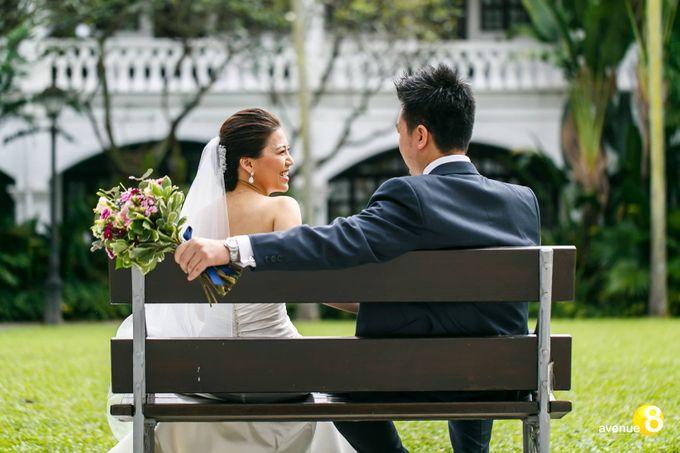 Bridal Bouquets by Ever & Blue Floral Design - 020