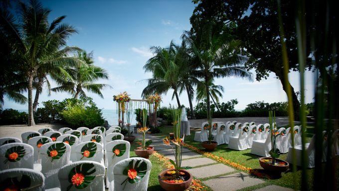 Wedding Themes at Rasa Sayang by Shangri-La Rasa Sayang Resort - 005