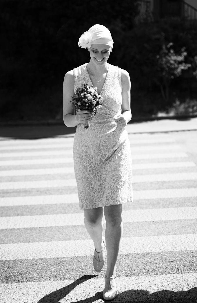Civil Ceremony wedding by Stephen G Smith Photography - 004