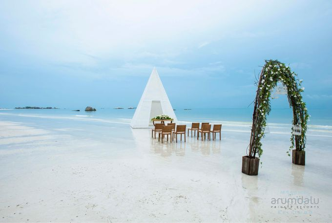 Our signature and unique chapel! by Arumdalu Private Resort - 002