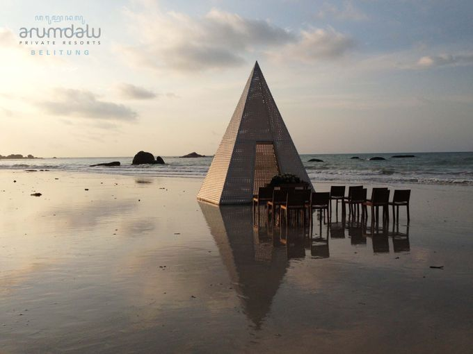 Our signature and unique chapel! by Arumdalu Private Resort - 004
