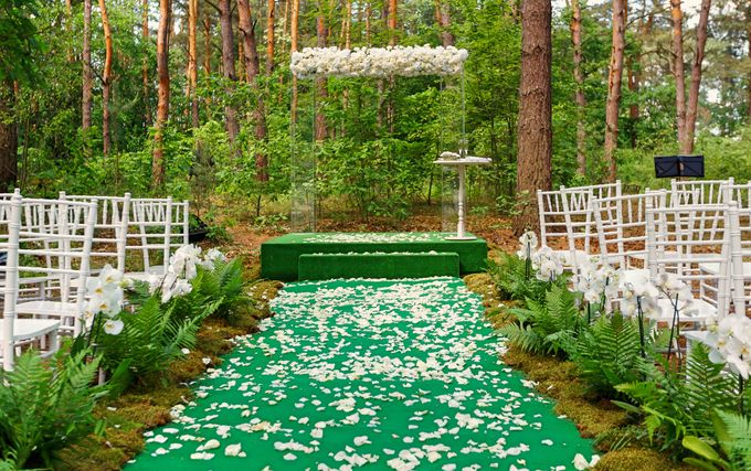 Greenery tale for Kate and Dime by Eli's brides agency - 007