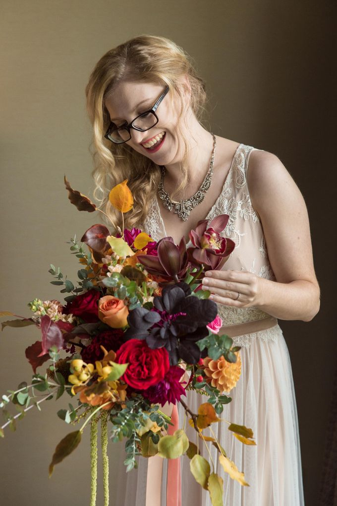 Bridal Party by Affair with George  Florals & Event Styling - 041