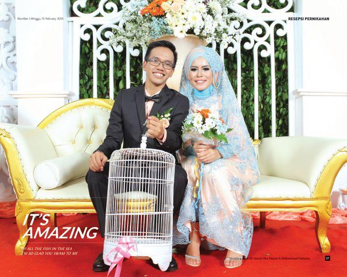 Fathoriq & Azizah Wedding by Lova Fotografia - 005
