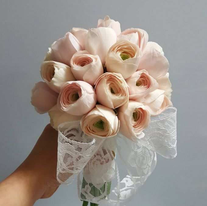 Wedding Bouquet by La Belle Vie flower - 010