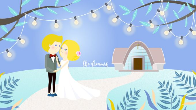 Wedding Video by the dreamrs - 001