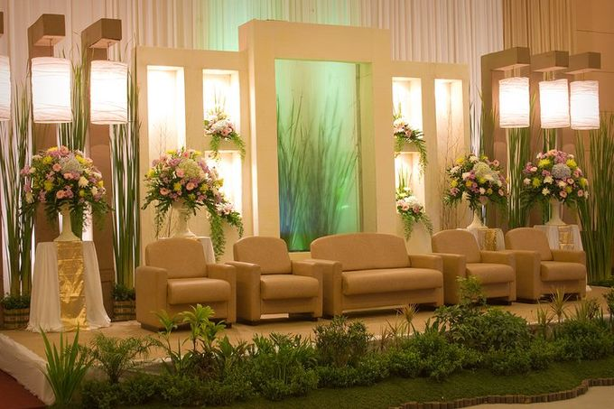 Wedding Set Up by Gumilang Regency Hotel - 002