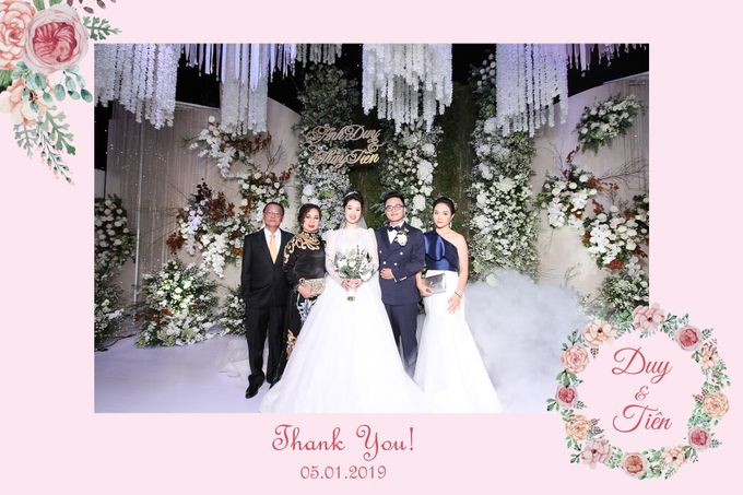 Duy & Tien Wedding by Printaphy Photobooth Ho Chi Minh Sai Gon Vietnam by Printaphy Photobooth Vietnam - 001