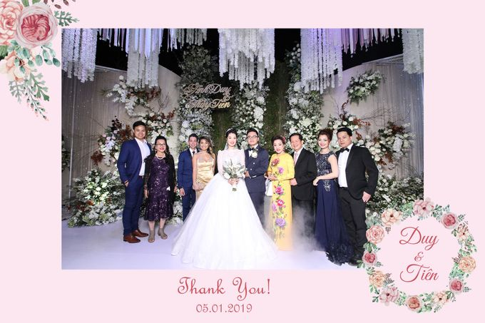 Duy & Tien Wedding by Printaphy Photobooth Ho Chi Minh Sai Gon Vietnam by Printaphy Photobooth Vietnam - 003