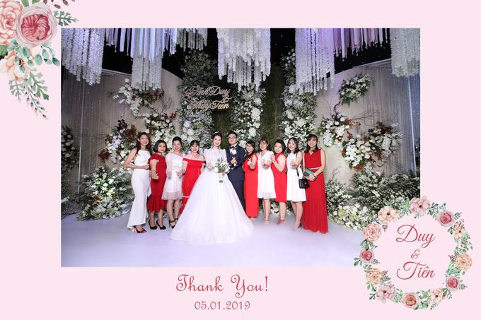 Duy & Tien Wedding by Printaphy Photobooth Ho Chi Minh Sai Gon Vietnam by Printaphy Photobooth Vietnam - 005