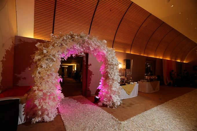 Wedding Experience at Alila Jakarta by Sparks Luxe Jakarta - 016