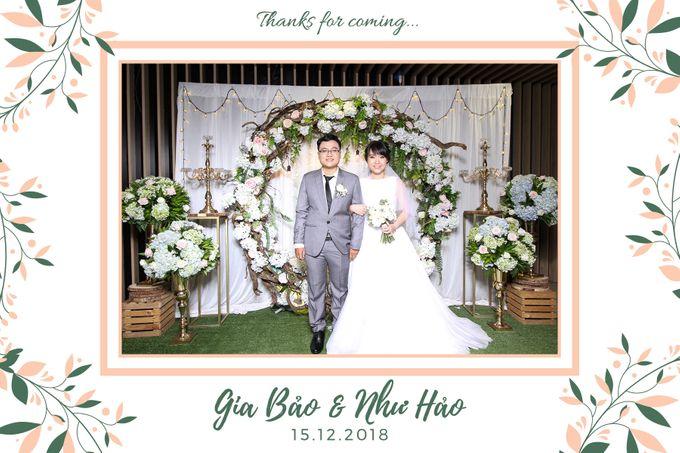 Bao & Hao Wedding by Printaphy Photobooth Ho Chi Minh Sai Gon Vietnam by Printaphy Photobooth Vietnam - 001