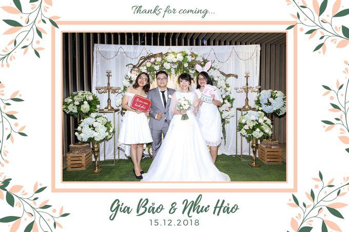 Bao & Hao Wedding by Printaphy Photobooth Ho Chi Minh Sai Gon Vietnam by Printaphy Photobooth Vietnam - 002