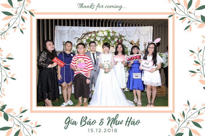 Bao & Hao Wedding by Printaphy Photobooth Ho Chi Minh Sai Gon Vietnam by Printaphy Photobooth Vietnam - 003
