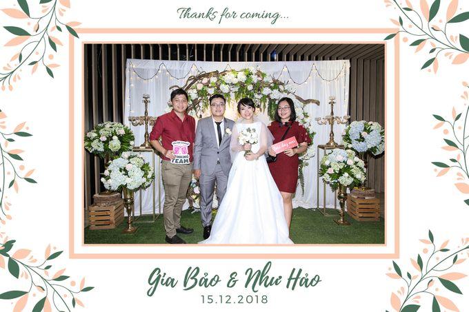 Bao & Hao Wedding by Printaphy Photobooth Ho Chi Minh Sai Gon Vietnam by Printaphy Photobooth Vietnam - 004