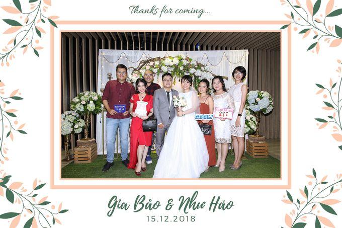 Bao & Hao Wedding by Printaphy Photobooth Ho Chi Minh Sai Gon Vietnam by Printaphy Photobooth Vietnam - 005