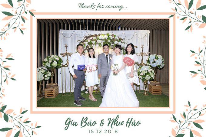Bao & Hao Wedding by Printaphy Photobooth Ho Chi Minh Sai Gon Vietnam by Printaphy Photobooth Vietnam - 006