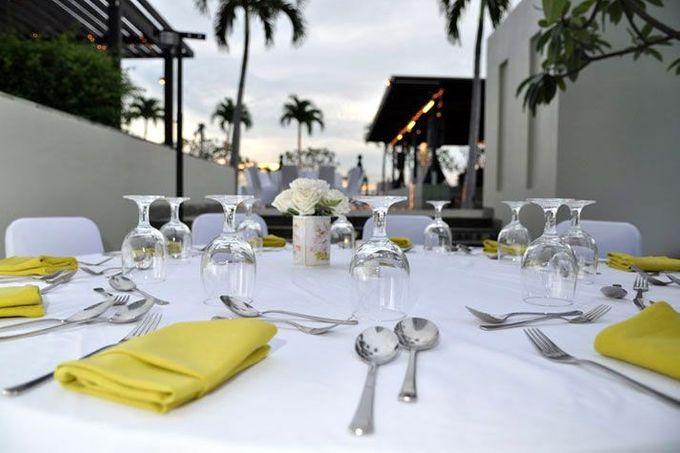 Weddings at Poolside by Alila Jakarta Hotel - 002