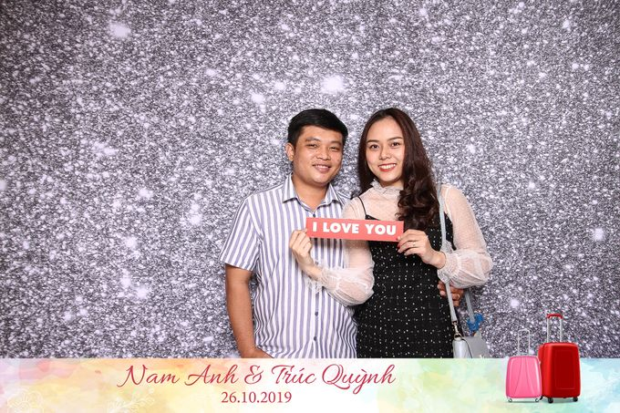 Anh & Quynh Wedding by Printaphy Photobooth Ho Chi Minh Sai Gon Vietnam by Printaphy Photobooth Vietnam - 001