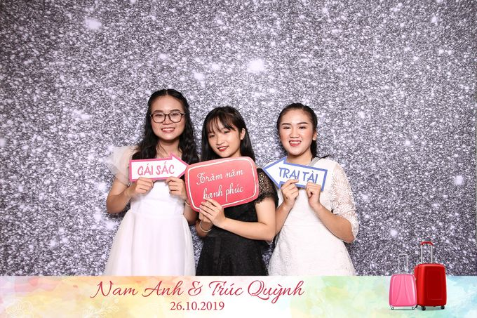 Anh & Quynh Wedding by Printaphy Photobooth Ho Chi Minh Sai Gon Vietnam by Printaphy Photobooth Vietnam - 002