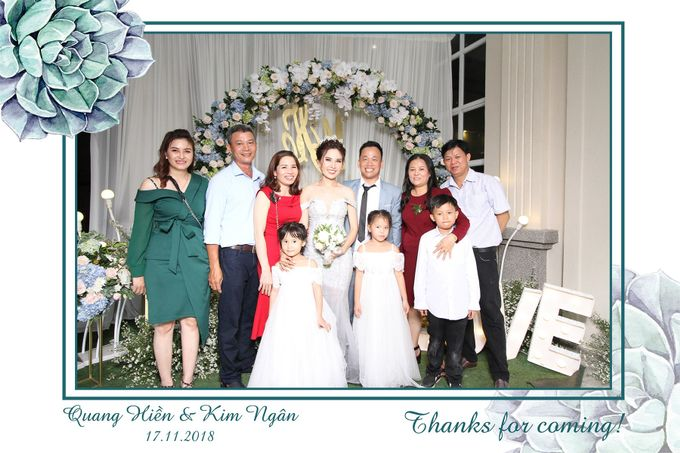 Ngan & Hien Wedding by Printaphy Photobooth Ho Chi Minh Sai Gon Vietnam by Printaphy Photobooth Vietnam - 010