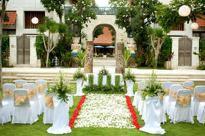 WEDDING SUDAMALA SUITES & VILLAS BALI by Sudamala Resorts - 002