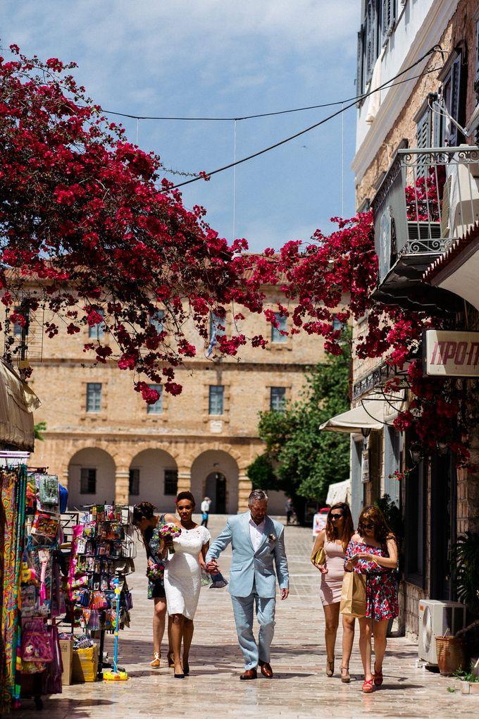 An Afro American wedding in Greece by MarrymeinGreece - 040