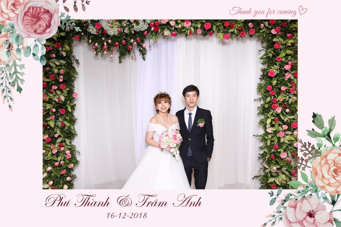 Thanh & Anh Wedding by Printaphy Photobooth Ho Chi Minh Sai Gon Vietnam by Printaphy Photobooth Vietnam - 001