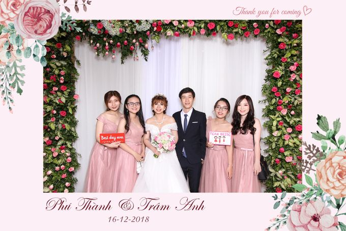 Thanh & Anh Wedding by Printaphy Photobooth Ho Chi Minh Sai Gon Vietnam by Printaphy Photobooth Vietnam - 007