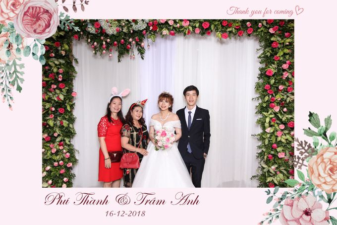 Thanh & Anh Wedding by Printaphy Photobooth Ho Chi Minh Sai Gon Vietnam by Printaphy Photobooth Vietnam - 008