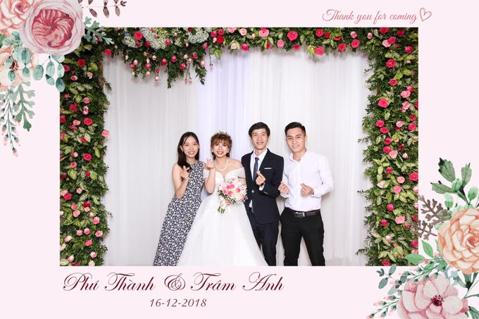 Thanh & Anh Wedding by Printaphy Photobooth Ho Chi Minh Sai Gon Vietnam by Printaphy Photobooth Vietnam - 009