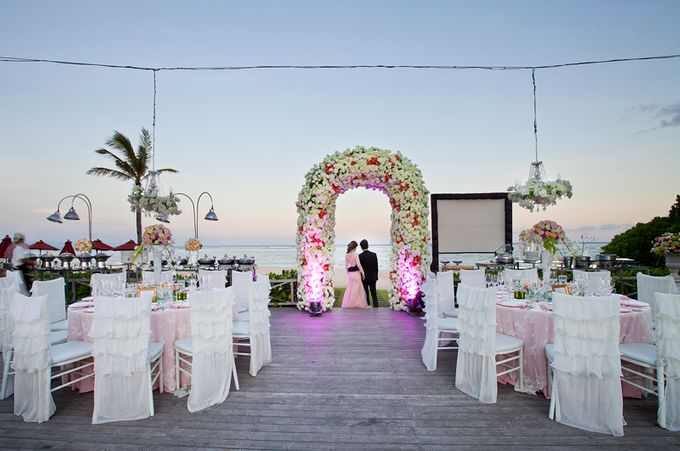 Wedding of Amanda & Albert by The St Regis Bali Resort - 005