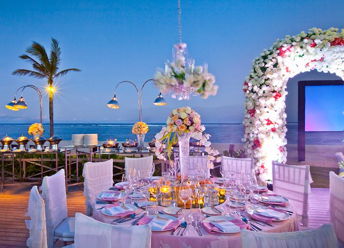 Wedding of Amanda & Albert by The St Regis Bali Resort - 004