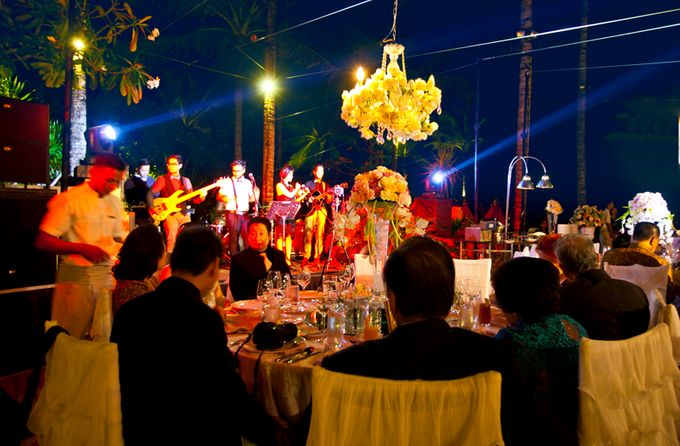 Wedding of Amanda & Albert by The St Regis Bali Resort - 003